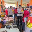 Brimob Maluku Ajak Pedagang Di Dobo Terapkan Protokol Kesehatan