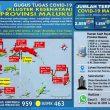 Update Covid-19 Di Maluku 1 Oktober: Tambah 35 Kasus Baru, 20 Pasien Sembuh