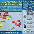 Update Covid-19 Di Maluku 13 Oktober: 109 Pasien Sembuh