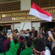Anggota DPRD Maluku Janji Teruskan Aspirasi Mahasiswa IAIN Ke DPR RI