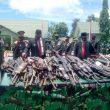 Kodam Pattimura Musnahkan 764 Pucuk Senjata Rakitan
