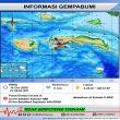 BMKG: Getaran Gempa M 2,2 Terasa II MMI Di Kairatu