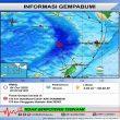 Gempa M 4,3 Terjadi Di Kawasan Laut Banda