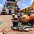 Suksesnya Metocean Service Visit Proyek LNG Abadi Di Tengah Pandemi Covid-19