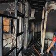 Rumah Kopi Mekar Terbakar, Satu Luka