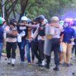 Pasca Demo Ricuh Di Unpatti, Total 13 Mahasiswa Diamankan Polresta Ambon