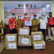 Bantu Pemprov Maluku Tangani Covid-19, Telkomsel Donasikan APD