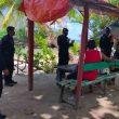Brimob Maluku Ajak Pengunjung Kawasan Wisata Terapkan Protokol Kesehatan