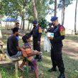 Pengunjung Kawasan Wisata Pantai Gumumae Diajak Patuhi Protokol Kesehatan