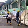 Cegah Covid-19, Sejumlah Masjid Di Kota Ambon Disterilisasi