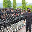Siaga Amankan Pilkada, Brimob Maluku Gelar Apel