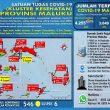 Update Covid-19 Di Maluku 22 November: Nihil Pasien Sembuh & Ada Lagi 10 Kasus Baru