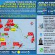 Update Covid-19 Di Maluku 30 November: Tambah Lagi 43 Kasus Baru, 41 Diantaranya Di Tanimbar