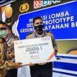 Ditlantas Polda Maluku Peringkat 1 Lomba Pelayanan Regident