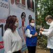 Cegah Covid-19, Wali Kota Ambon Launching Duta Perubahan Perilaku