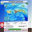 Gempa M 3,4 Guncang Ambon & Sekitarnya