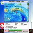 Gempa M 3,7 Guncang Wilayah Laut Banda