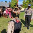 Siraman Air Kembang Tandai Dimulainya Pendidikan Bintara Di SPN Polda Maluku