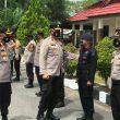 Cek Pengamanan Pilkada Aru, Kapolda Maluku: Personel Yang Bertugas Harus Bebas Dari Covid-19