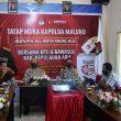 Temui KPU & Bawaslu Aru, Kapolda Maluku: Jangan Lupa Protokol Kesehatan Saat Pilkada