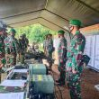 Kasum TNI Cek Kesiapan Personel Yonif 734/SNS
