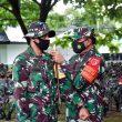 Yonif 733 Gelar Latihan Pemantapan Raider
