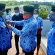 Gubernur Maluku Peringati HUT Korpri Bersama ASN Di MBD