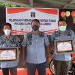 Pegawai Lapas Ambon Terima Penghargaan Petugas Teladan