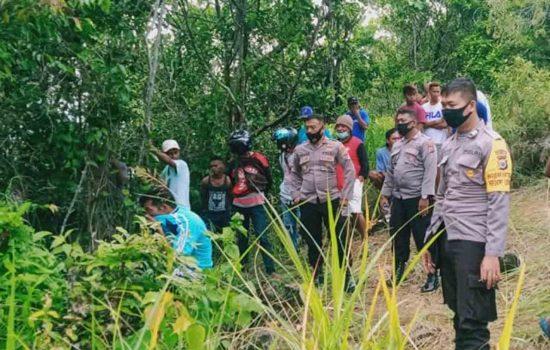 Mayat Lelaki Tanpa Identitas Ditemukan Tergantung Di Negeri Leahari