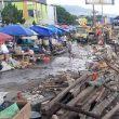 Gedung Putih Belum Dibongkar, Pedagang Pasar Mardika Enggan Pindah
