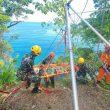 Rescuer SAR Ambon & Prajurit Yonmarhanlan IX Ikuti Latgab