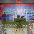 Mabes TNI Sosialisasi Tools Operasional Aplikasi Protokol Kesehatan Di Kodam XVI Pattimura