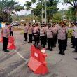 50 Personel Polresta Ambon Dikerahkan Amankan Pilkada Aru