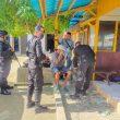 Brimob Maluku Edukasi Protokol Kesehatan Di Bula