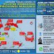 Update Covid-19 Di Maluku 30 Desember: Tambah Lagi 29 Kasus Baru, 18 Diantaranya Di Aru