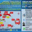Update Covid-19 Di Maluku 31 Desember: Total 5.754 Kasus Sepanjang Tahun 2020