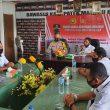 Sambangi Bawaslu MBD, Kapolda Maluku Minta Awasi Protokol Kesehatan Saat Pilkada