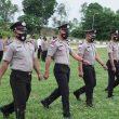 39 Personel Polres MBD Naik Pangkat