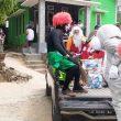 Satgas Covid-19 Ambon Bubarkan Arak-arakan Santa Claus