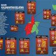 BNPB: 10 Kabupaten/Kota Terdampak Banjir Di Kalsel
