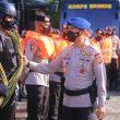 Brimob Maluku Gelar Pasukan & Peralatan Antisipasi Bencana Alam