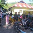 Brimob Maluku Patroli Sambangi Warga Himbau Patuhi Protokol Kesehatan