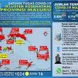 Update Covid-19 Di Maluku 6 Januari 2021: Hanya Tambah 1 Kasus Baru