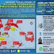 Update Covid-19 Di Maluku 9 Januari 2021: 158 Pasien Sembuh