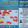 Update Covid-19 Di Maluku 8 Januari 2021: 46 Pasien Sembuh