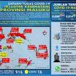 Update Covid-19 Di Maluku 16 Januari 2021: Tambah Lagi 41 Kasus Baru