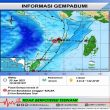 Gempa M 4,4 Terjadi Di Wilayah Maluku Tenggara