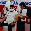 Gubernur Murad Ismail Jadi Orang Pertama Di Maluku Divaksin Covid-19
