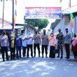 Polres Malteng Launching Kampung Tangguh
