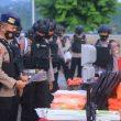 Personel Brimob Maluku Disiagakan Antisipasi Bencana Alam